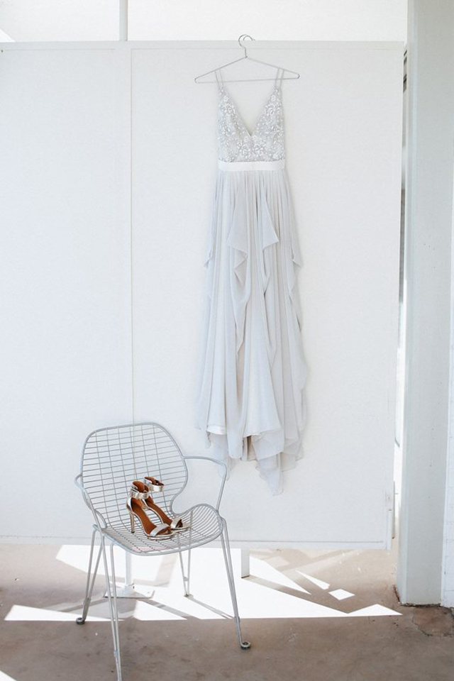Fashion Forward Truvelle Alexandra gown | Available at Love and Lace Bridal Salon
