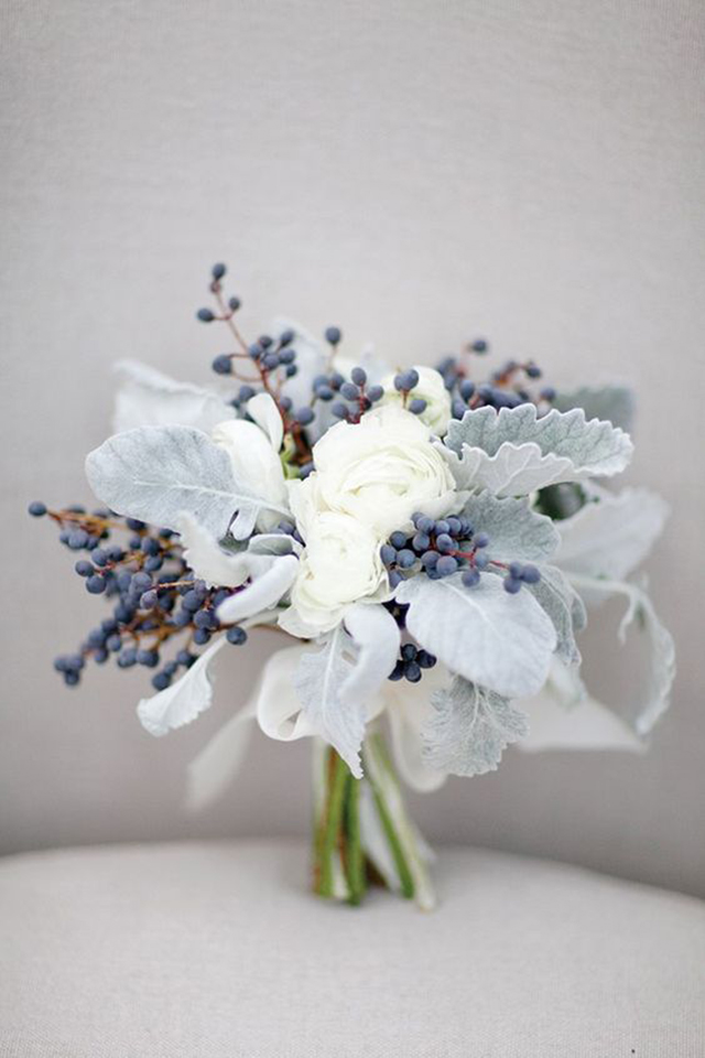 10 Of Our Favorite Winter Bridal Bouquets Www Loveandlacebridalsalon Blog