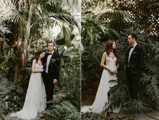Our beautiful real bride Natalie in her Leanne Marshall Stella gown | Hannah Costello Photography | www.loveandlacebridalsalon.com/blog