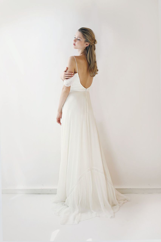 Beautiful Leanne Marshall Trunk Show | Love and Lace Bridal Salon | www.loveandlacebridalsalon.com/blog
