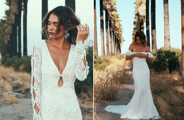 Fave New Dresses have arrived at Love and Lace Bridal Salon! | Make an appointment with us! | www.loveandlacebridalsalon.com/blog
