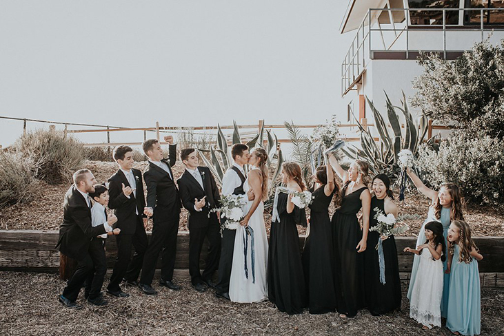 Love and Lace Real Bride Ashton Truvelle Carrall gown   Ben & Kadin Photography   Love and Lace Bridal Salon - www.loveandlacebridalsalon.com/blog