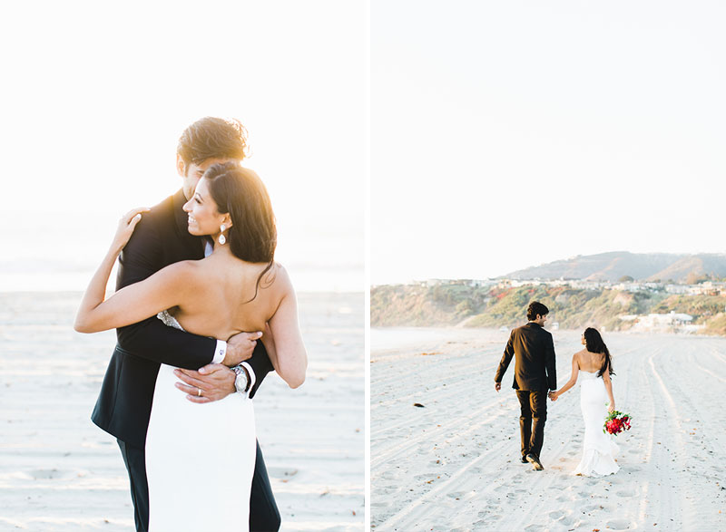 Glam and Sophisticated Beach Wedding | Real Love and Lace Bride | Adrian Jon Photography | www.loveandlacebridalsalon.com/blog