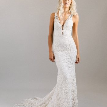 New Designer: Laudae | Love and Lace Bridal Salon - www.loveandlacebridalsalon.com/blog